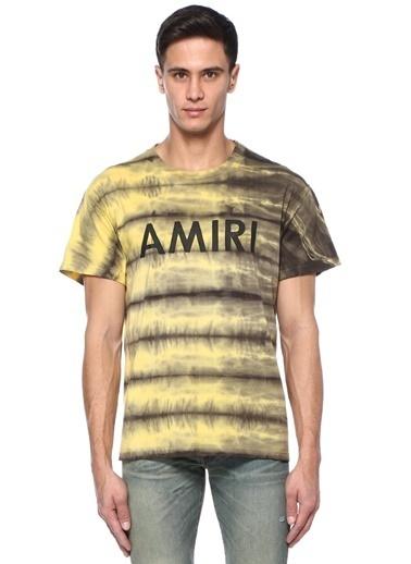 Amiri Tişört Sarı